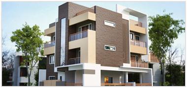 Home Elevation Design Tiles: Geetham Foundations Chennai Luxury Villas ...